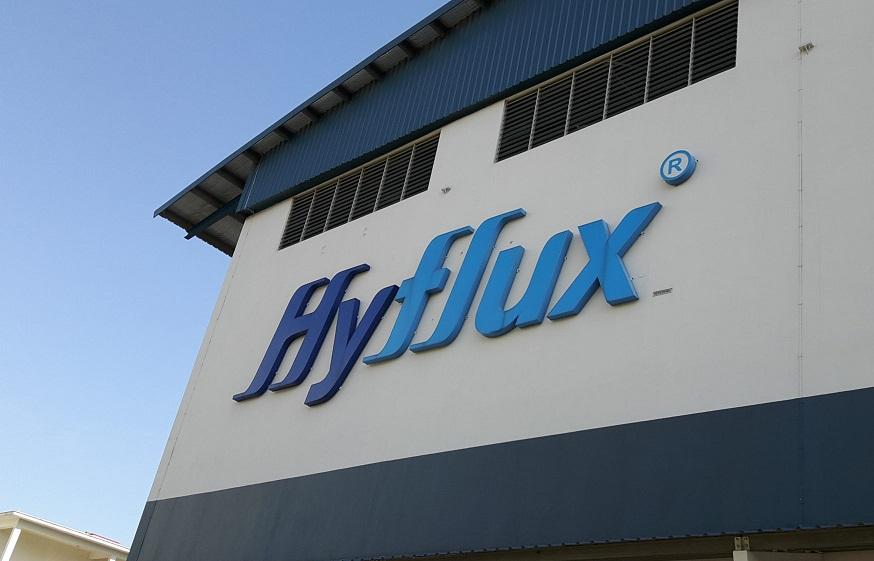 Hyflux news 2013